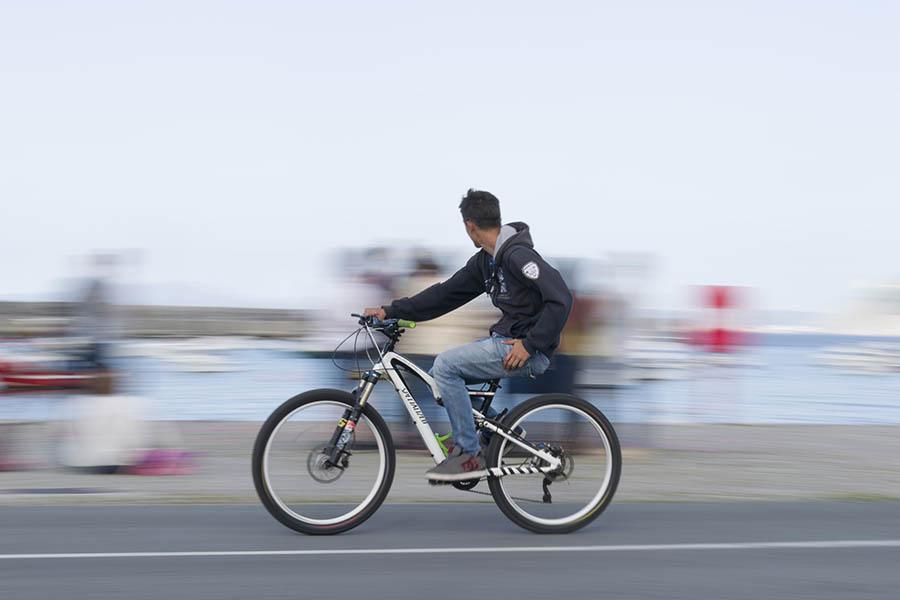 Bicicleta web