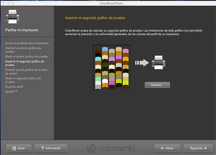 Colormunki Photo y parches de color